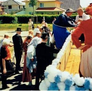 775 Jahre Borgfeld