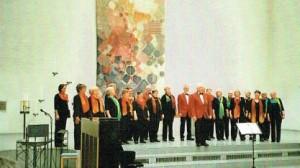Chorgemeinschaft in Frankfurt
