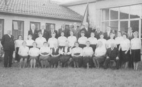 Bild 11: 100 Jahre Gesangverein Borgfeld 1964