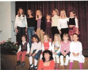Kinderchor Chorgemeinschaft Borgfeld