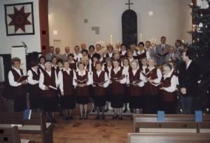 Bild 23: Weihnachtsgottesdienst in der Borgfelder Kirche