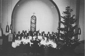 Bild 15: Weihnachtsgottesdienst in der Borgfelder Kirche